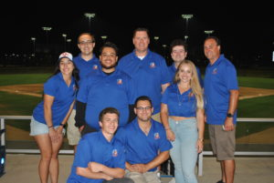 2019 Orange County Riptide staff and interns