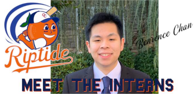 Meet the Interns: Benrence Chan