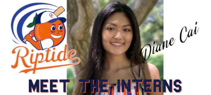 Meet the Interns: Diane Cai