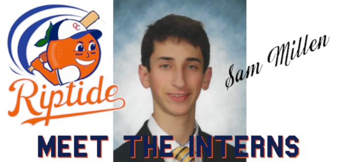 Meet the Interns Sam Millen