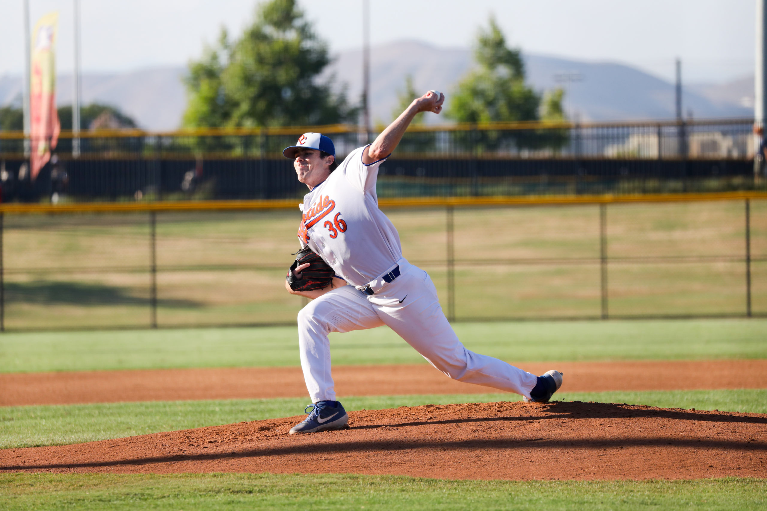 Edwards' Stellar Outing Not Enough as Foresters Stun Riptide 3-2
